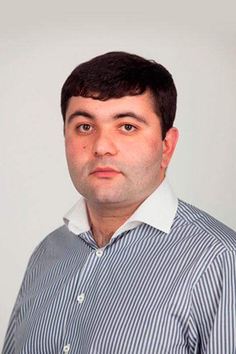 Губиев Артур Казбекович